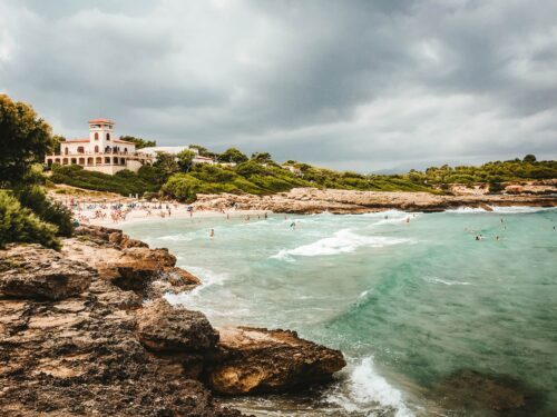 Donde hacer paddle surf en Mallorca