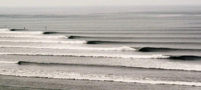 Chicama ola más larga del mundo