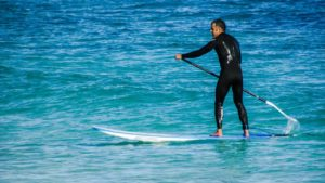 Paddle Surf Stand Up
