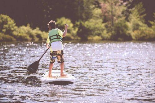 Tablas de Paddle Surf para Niños